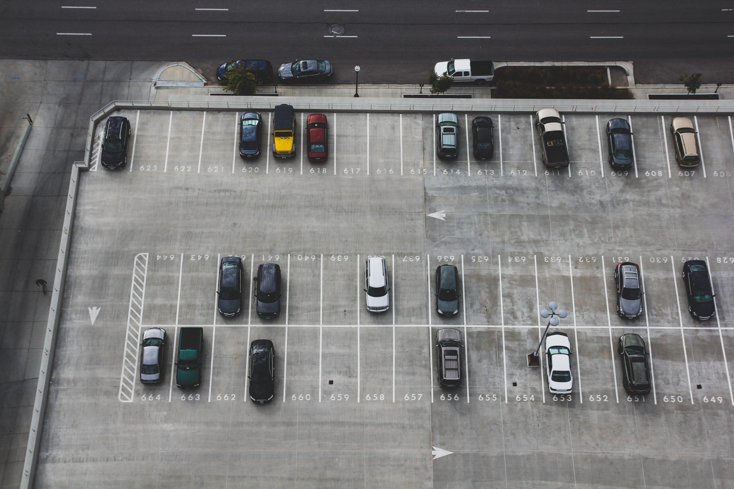 【最安】インテックス大阪近くの駐車場!