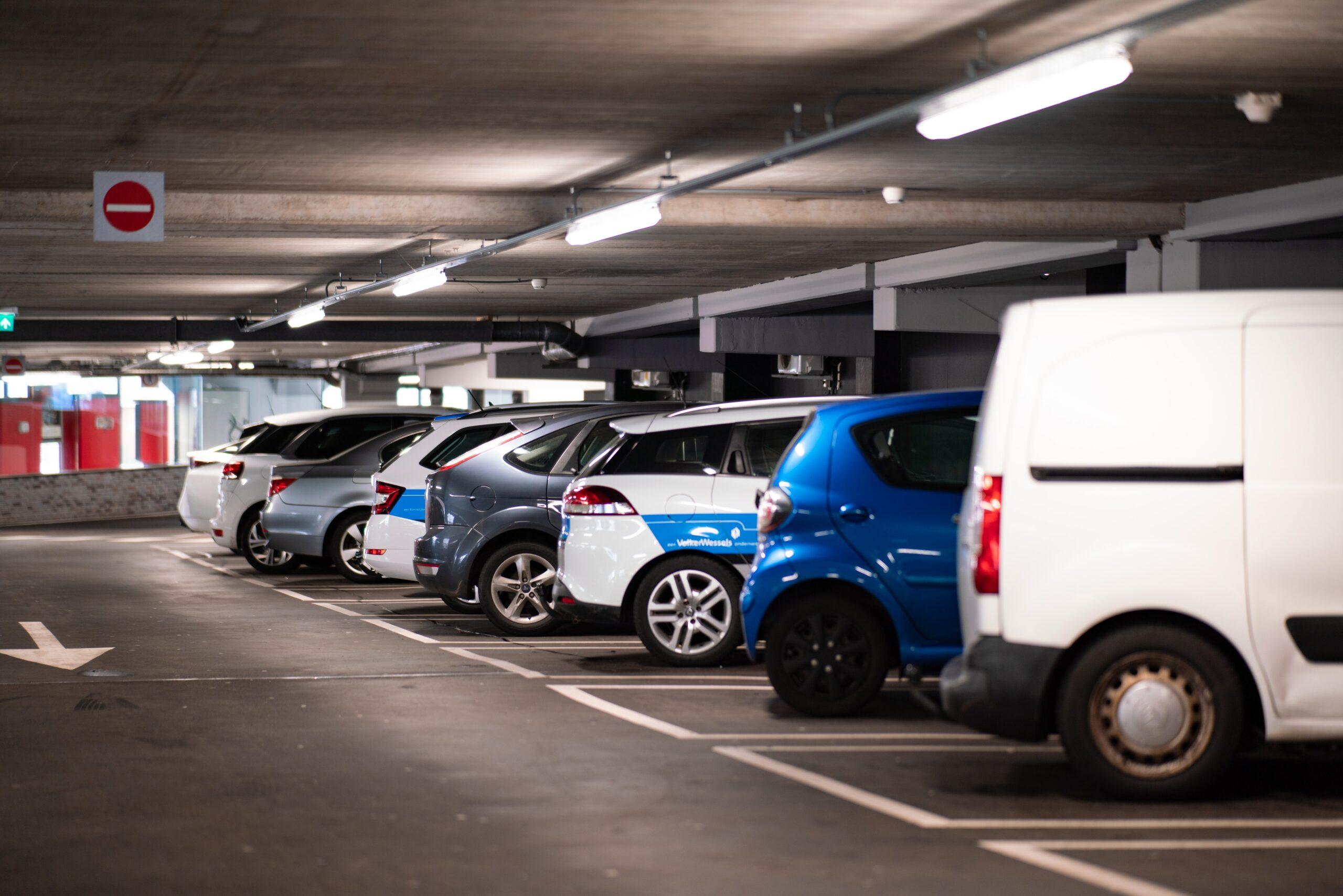 駐車場の無料提供